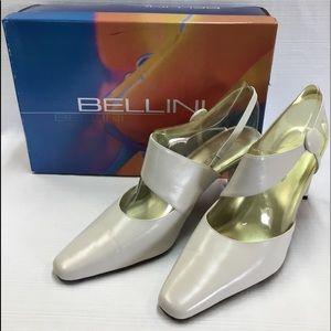 Beautiful New in Box Bellini Neutral Heels